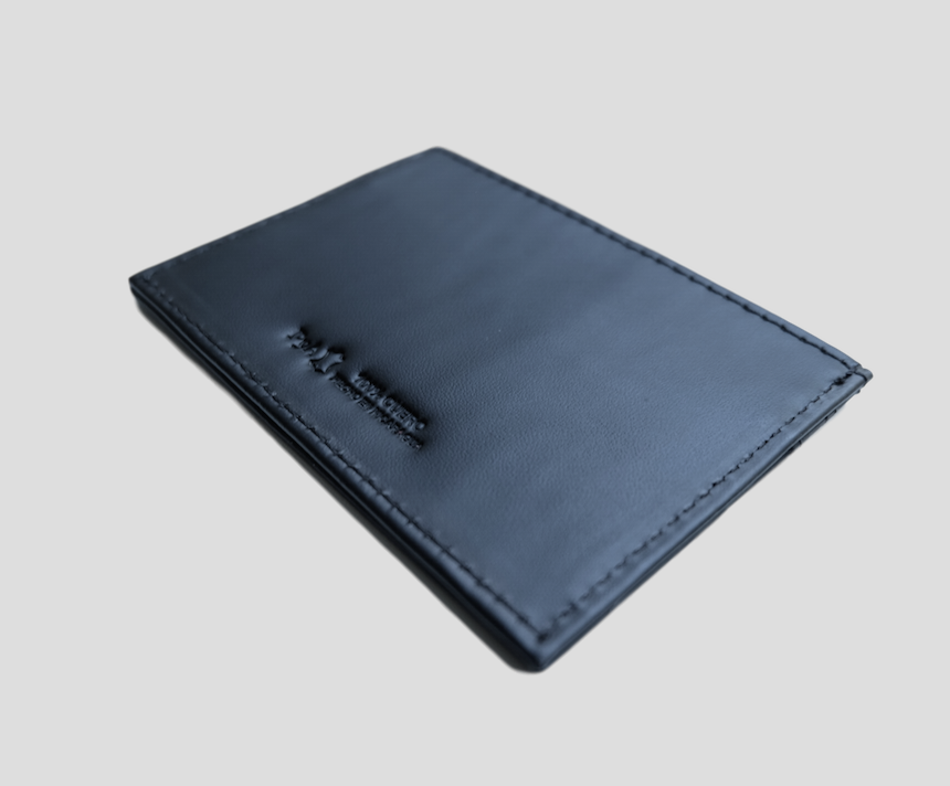 Mini Wallet Black Wallet from FerWay Designs