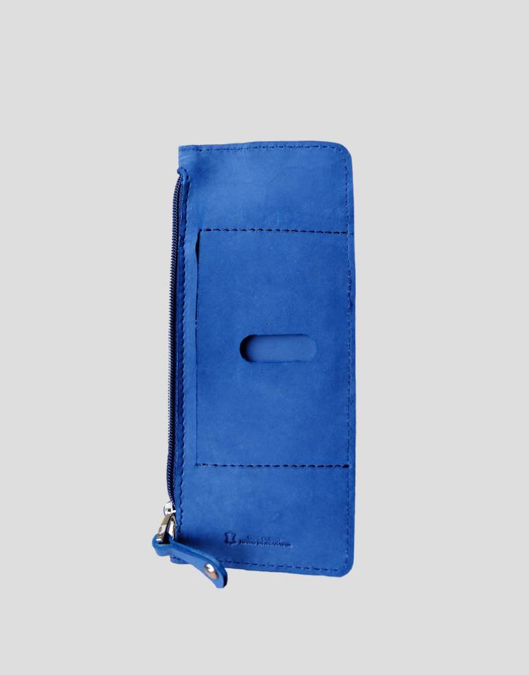 Marcal Blue Wallet from FerWay Designs