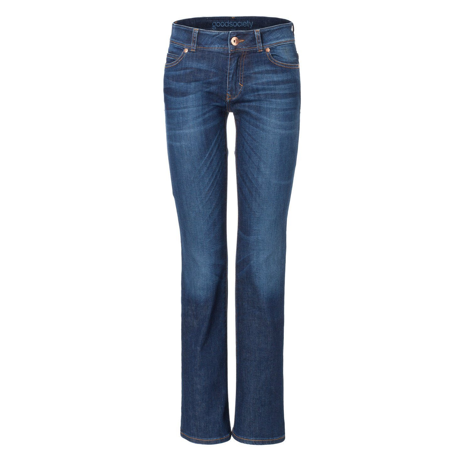 Womens Bootcut Jeans - Kyanos from Goodsociety
