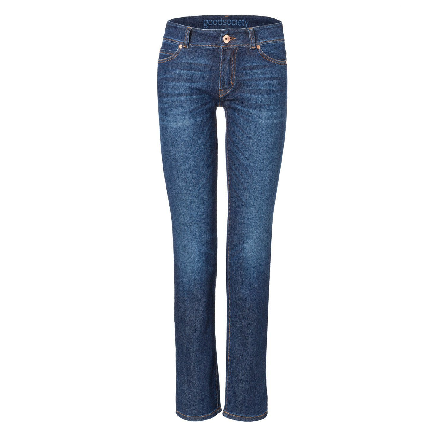 Womens Straight Jeans Kyanos from Goodsociety