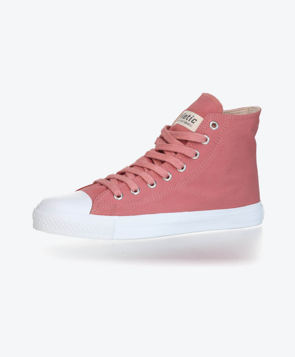 Fair Trainer Hi Cut Collection 18 Rose Dust from Honestfashion Store