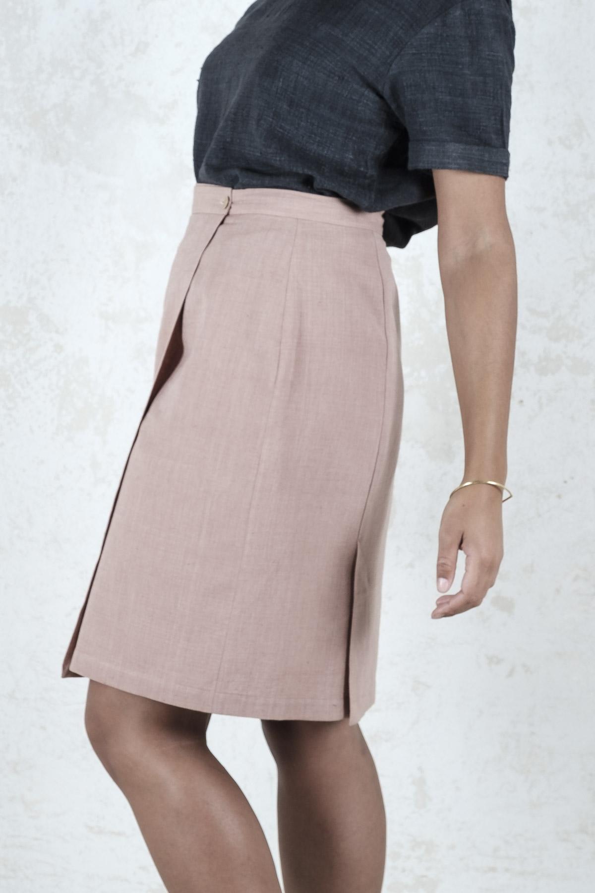 Skirt Reva Rose from Jyoti - Fair Works