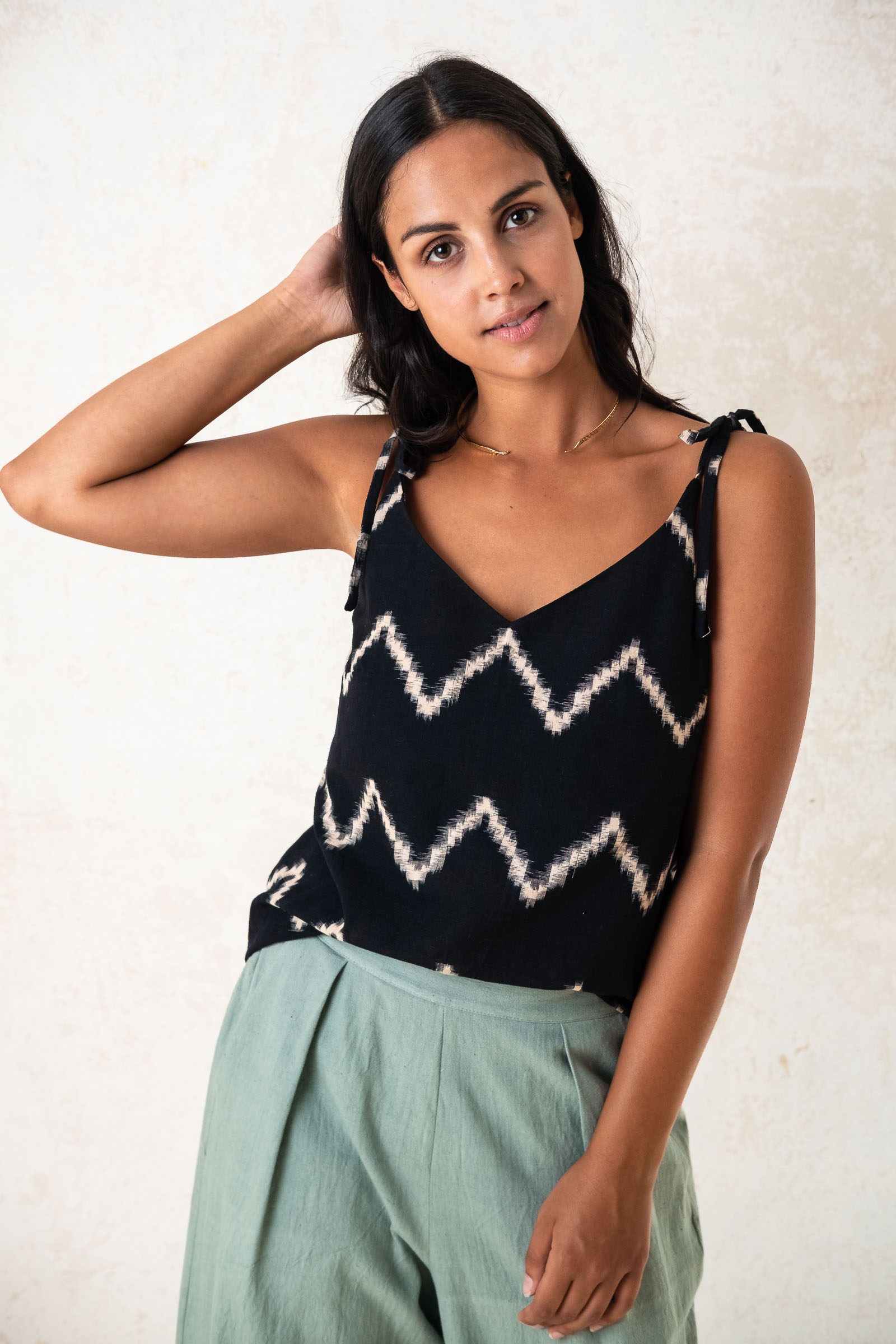 Top Tana  Zigzag from Jyoti - Fair Works