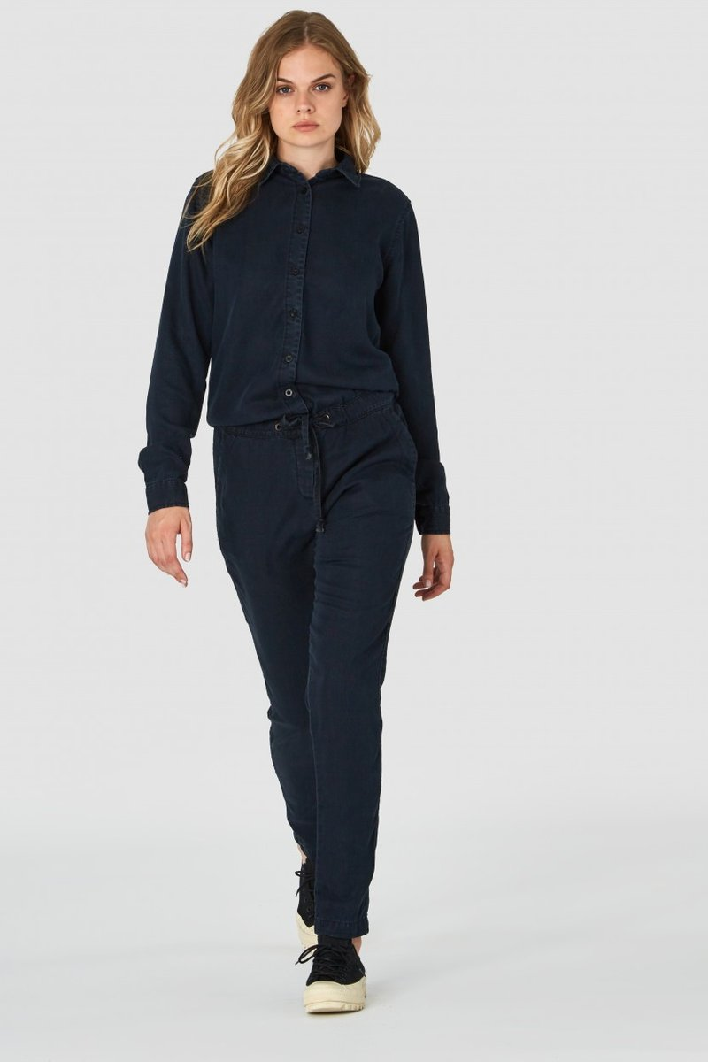 STEPHANIE JUMPSUIT from Kings Of Indigo