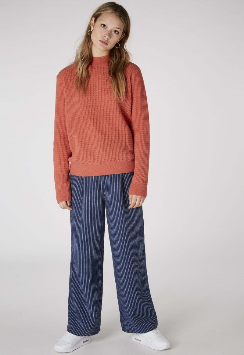 ROSE KNIT from Kings of Indigo