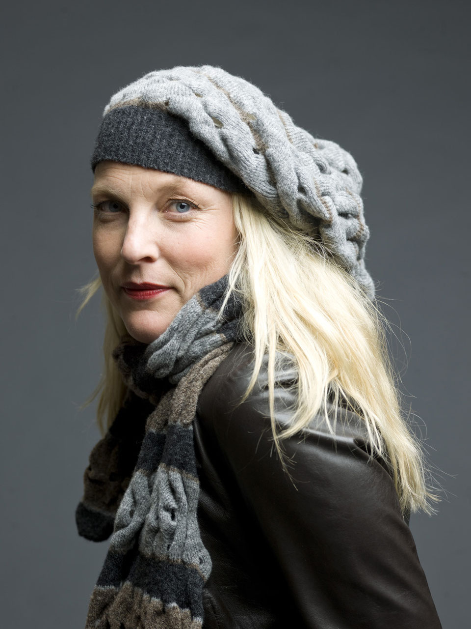 Baret Hilde from Knits For Your Inspiration