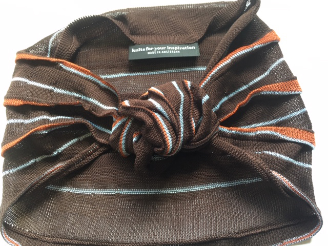 turbanband KATOEN from Knits For Your Inspiration