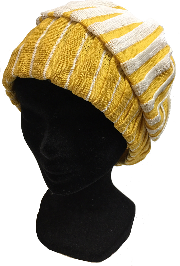 Beanie double from Knits For Your Inspiration