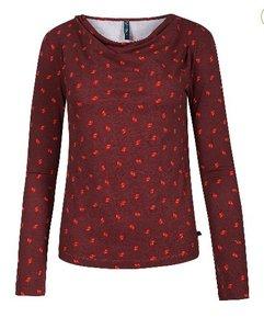 Bio-katoenen shirt Ersa spice from Lotika