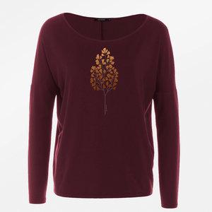 Bio longsleeves shirt Golden tree from Lotika