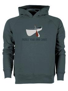 Sale maat L en XXL Duurzame hoodie canoe from Lotika