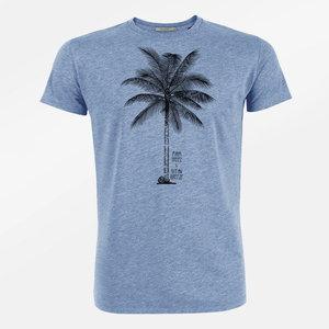 Duurzaam palm trees shirt from Lotika