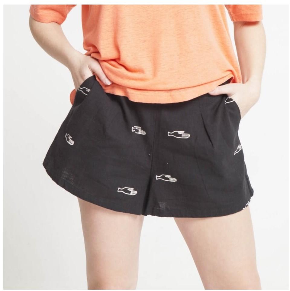 Fair Trade Shorts Hands from Mae Sue