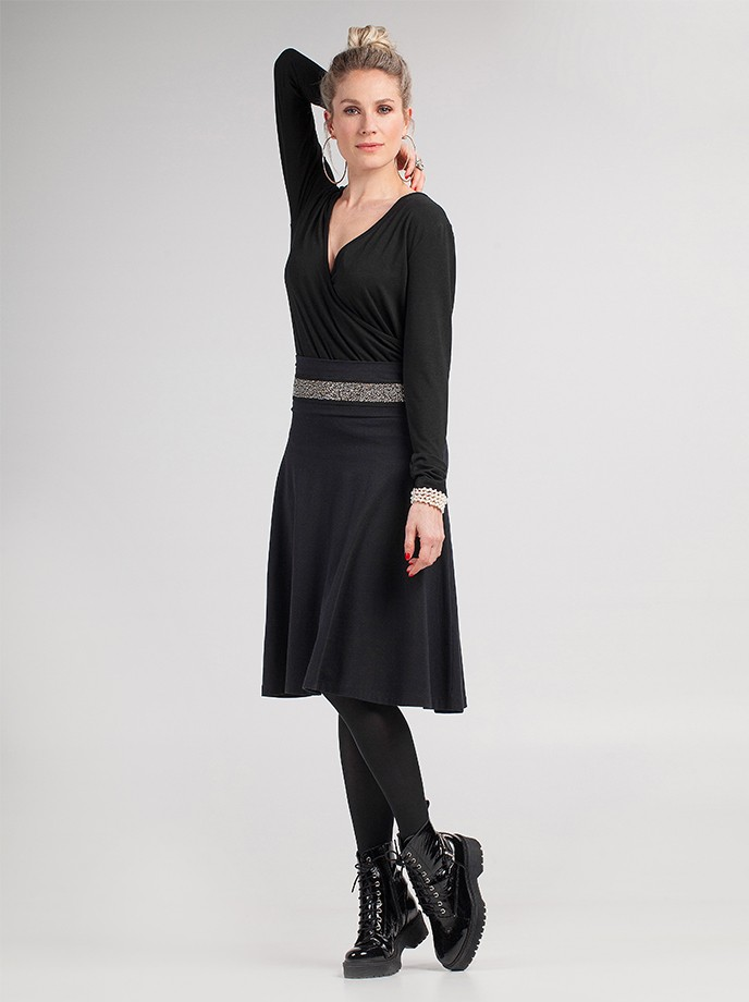 Top Gina: Black from Miss Green