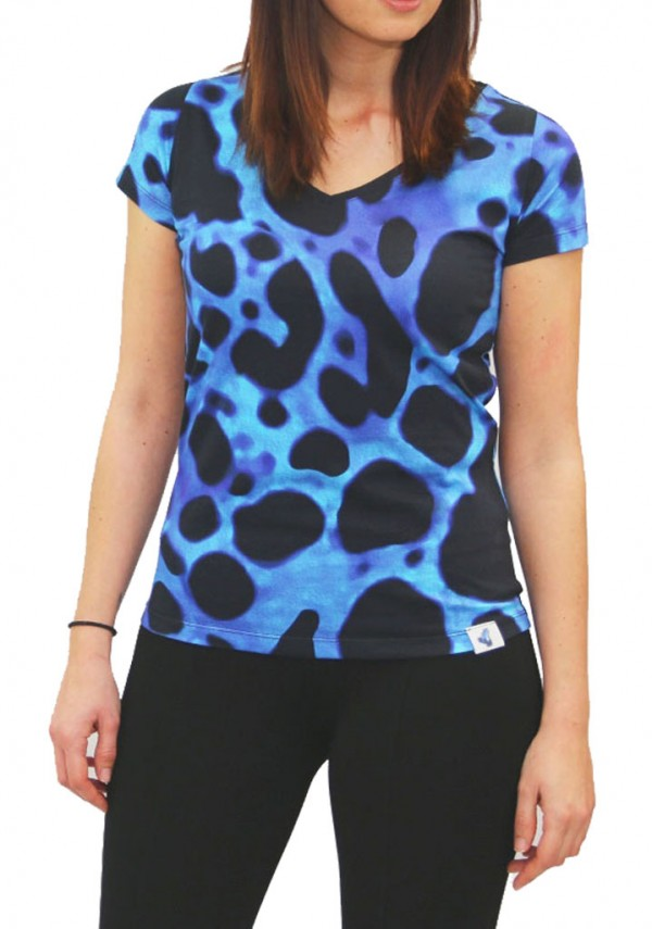 T Shirt Azureus  from NatureAlly