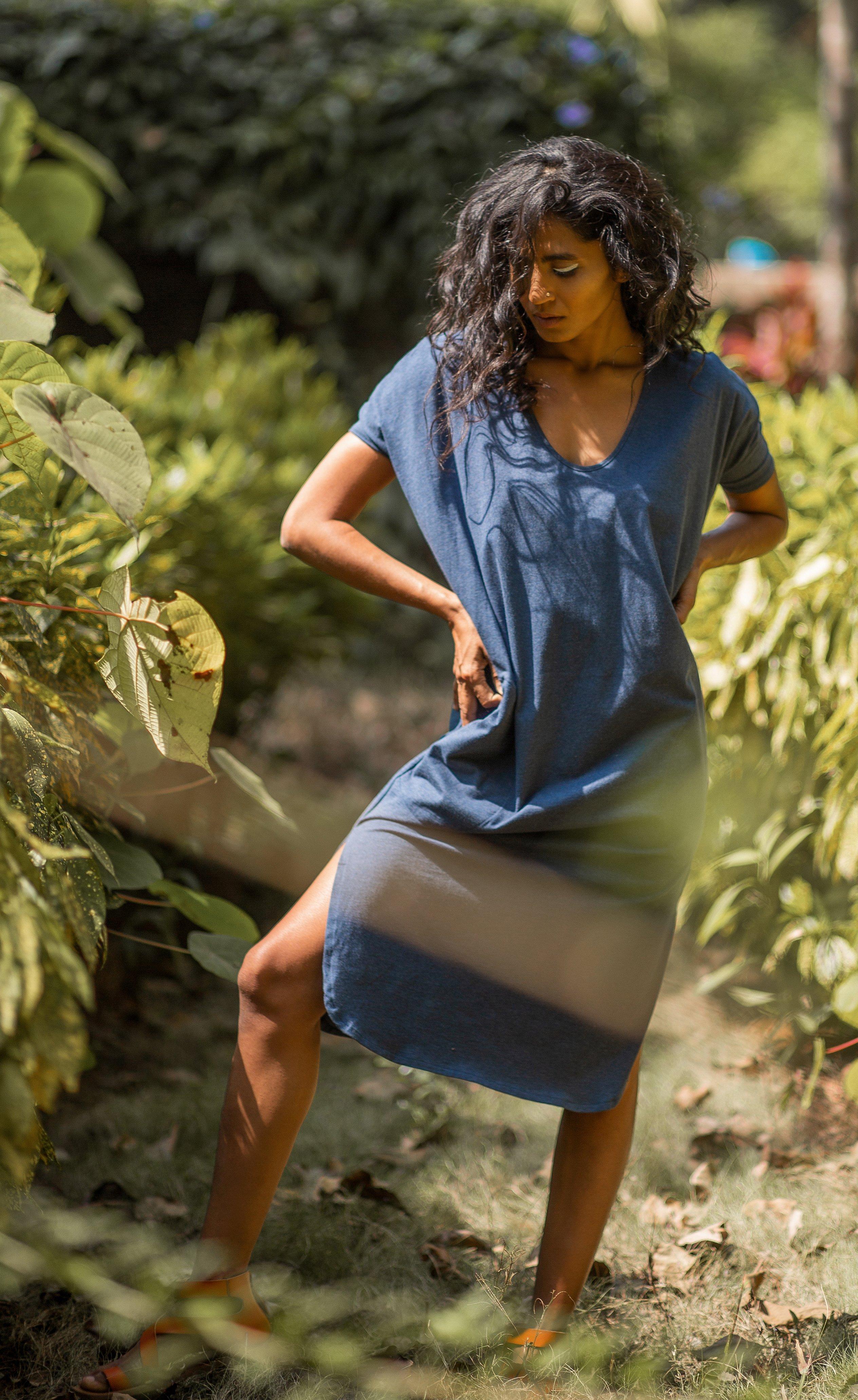Kaftan Dress : Aquarius from No Nasties