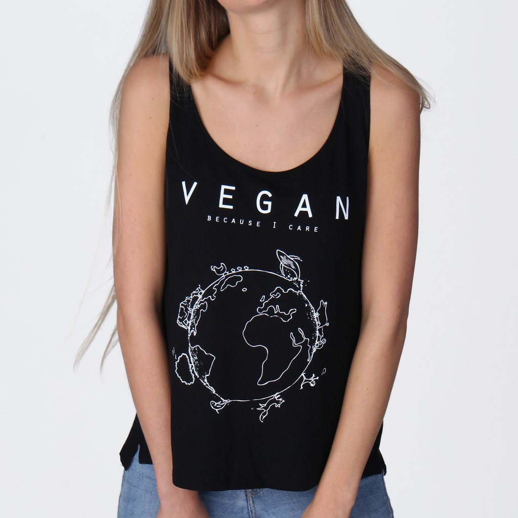 Vegan Planet (Care) - Tencel Top from Noha