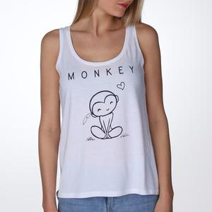Monkey - Tencel Top from Noha