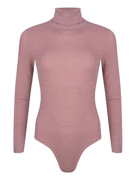 Mila Bodysuit Blush from Noumenon