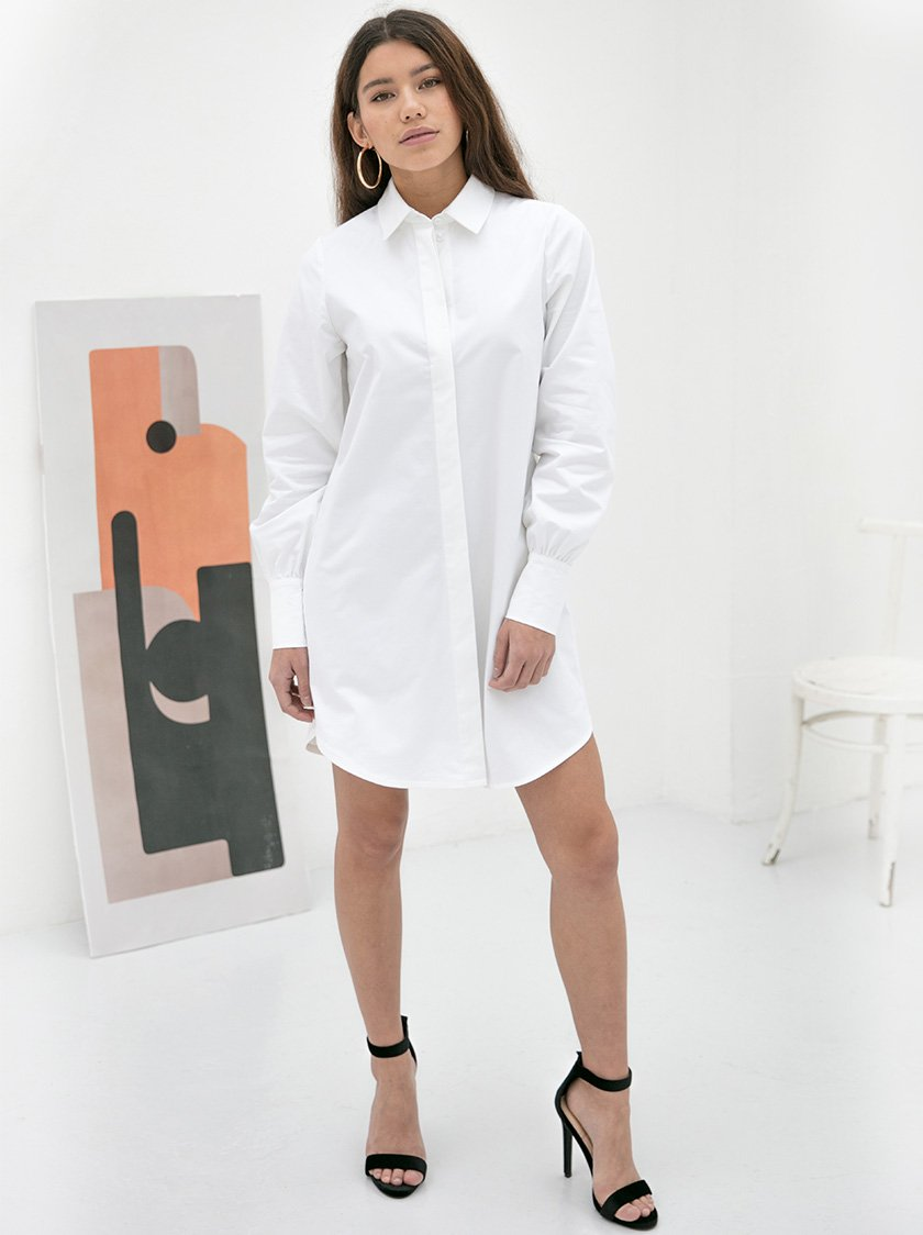 Jenny Shirt Dress from Noumenon
