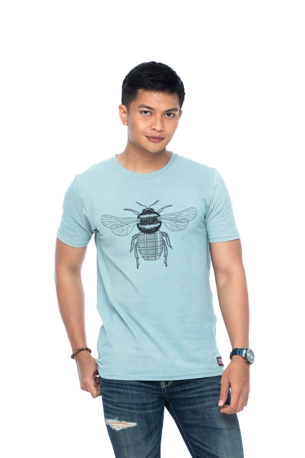 Limited Edition BUMBLEBEE organic t-shirt from PapajaRocks