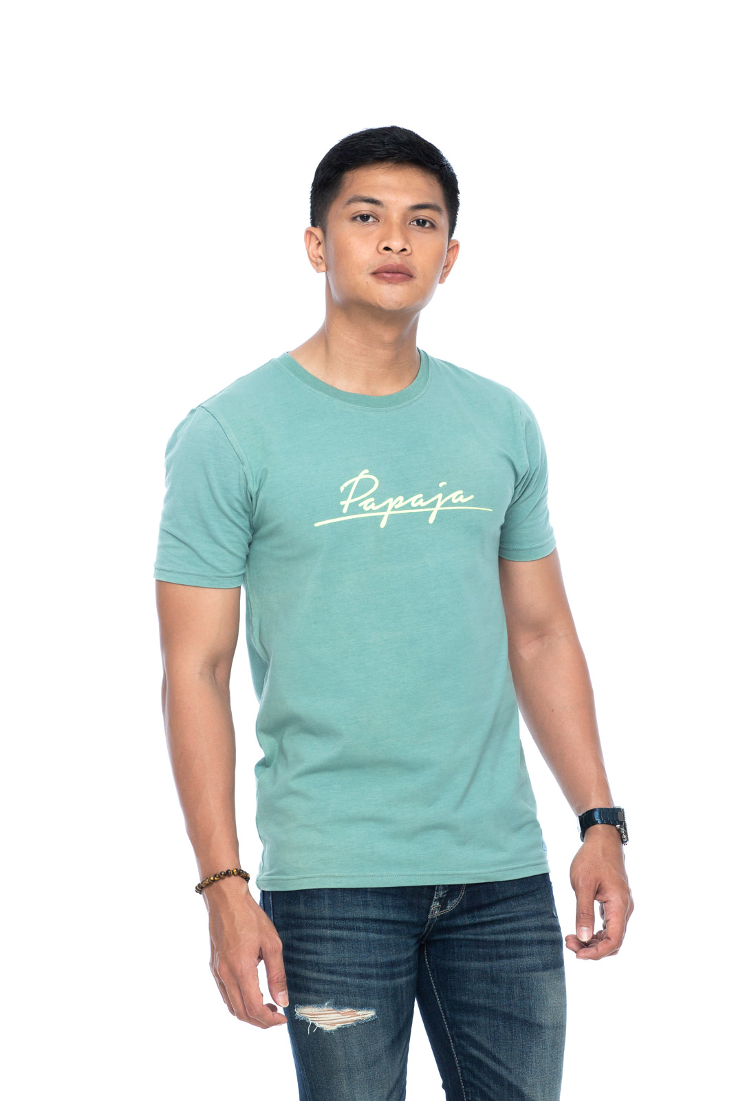 Limited Edition PAPAJA organic t-shirt from PapajaRocks