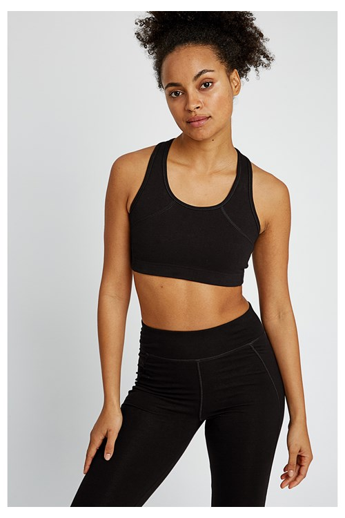 Yoga Crop Top from People Tree