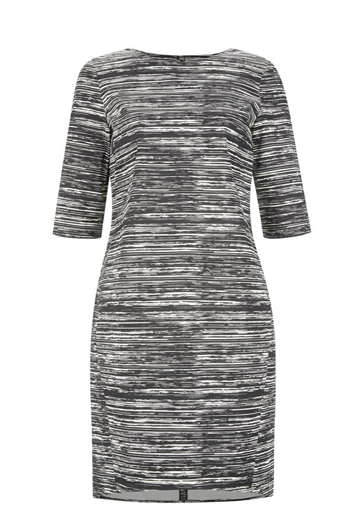 Annamarie Dress in Black from People Tree