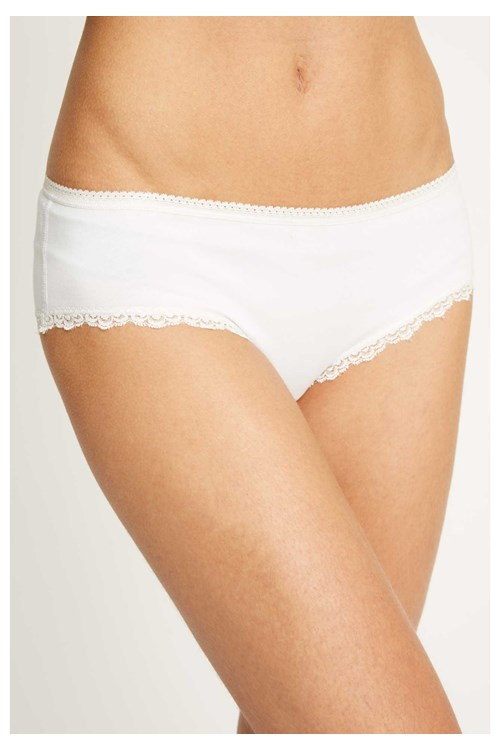 White Lace Hipster from People Tree