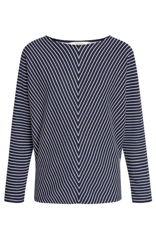 Perry Stripe Top from People Tree