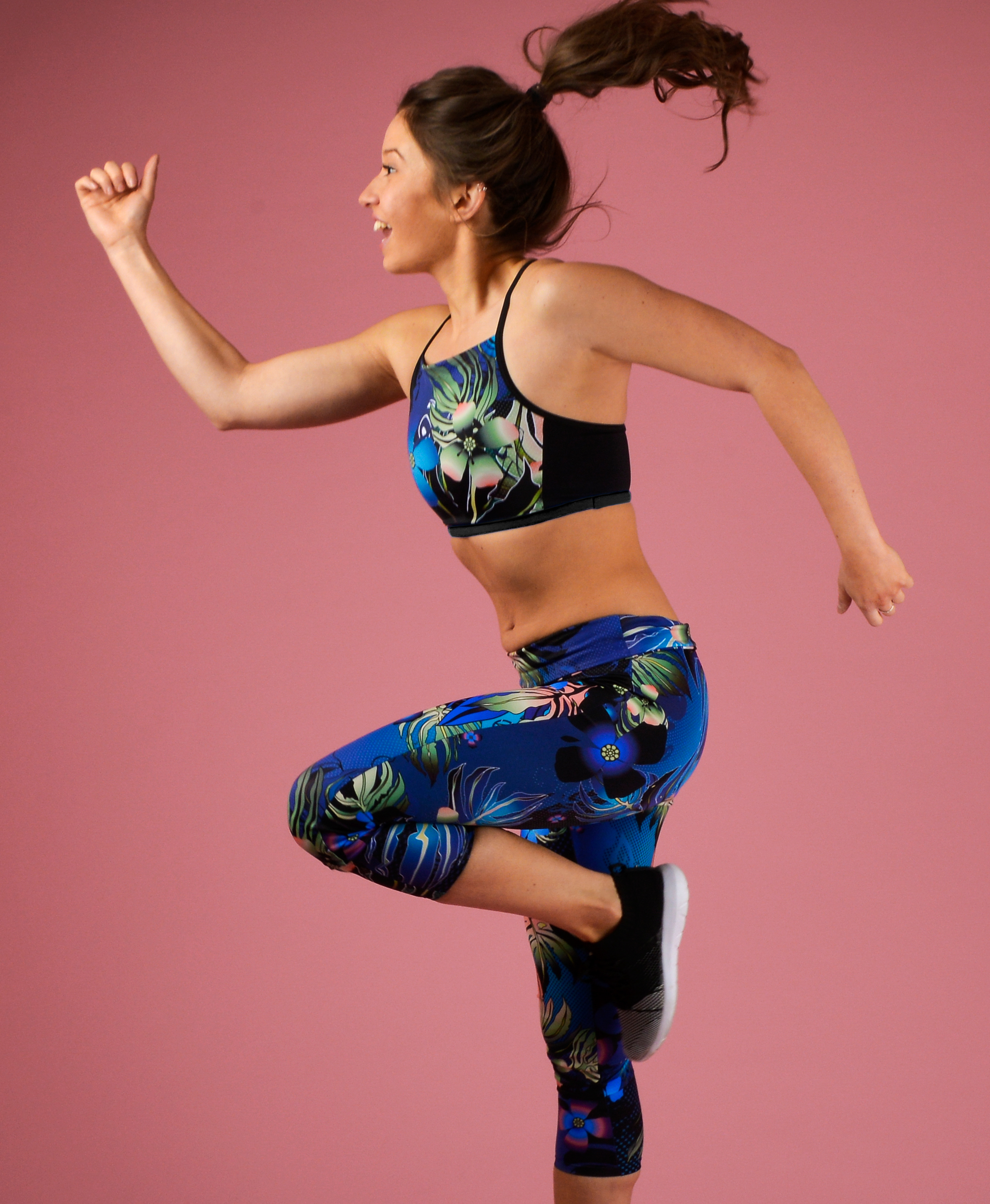 Razia Print Sports Leggings from RubyMoon