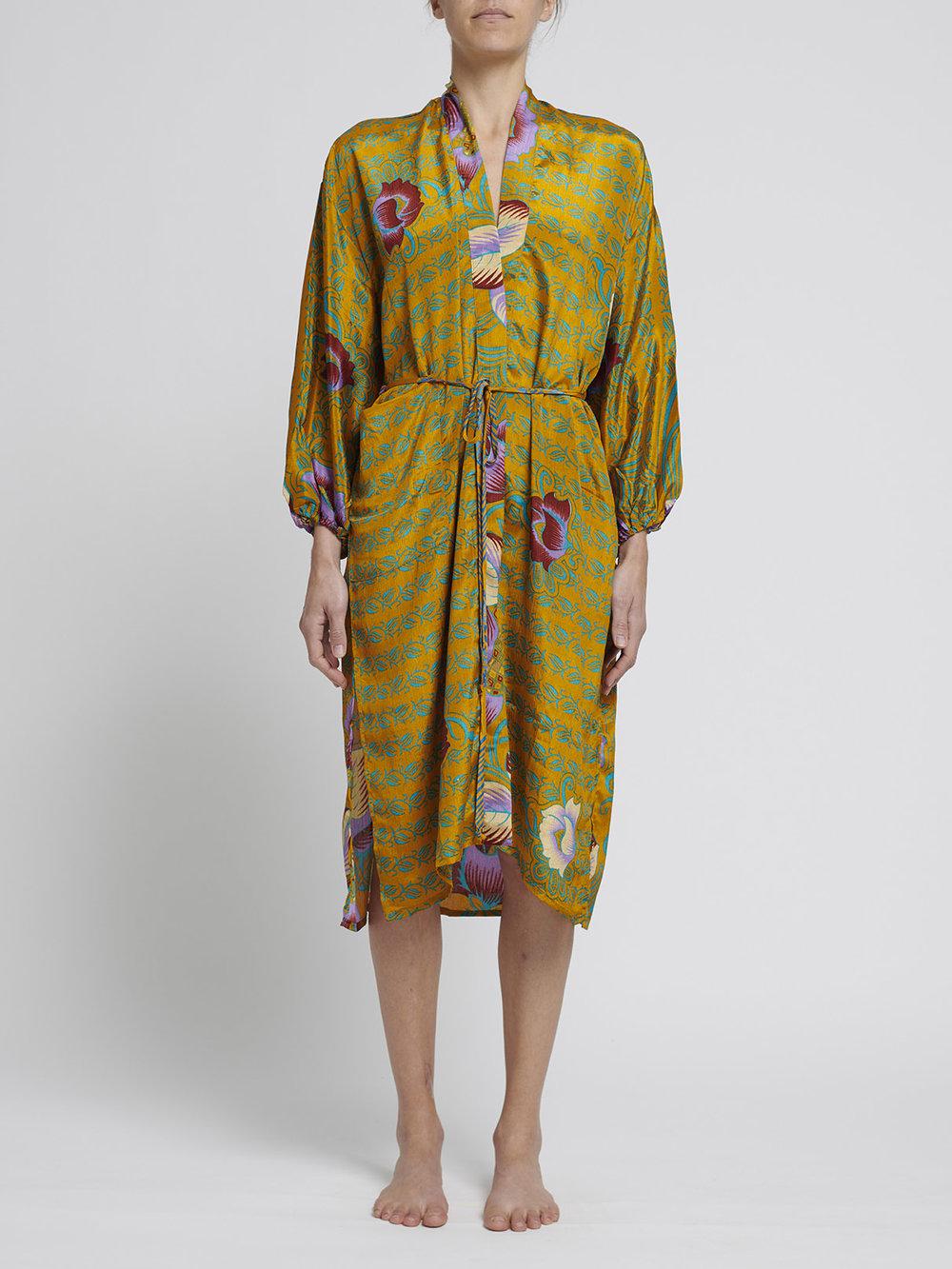silk robe #2 from Silfir