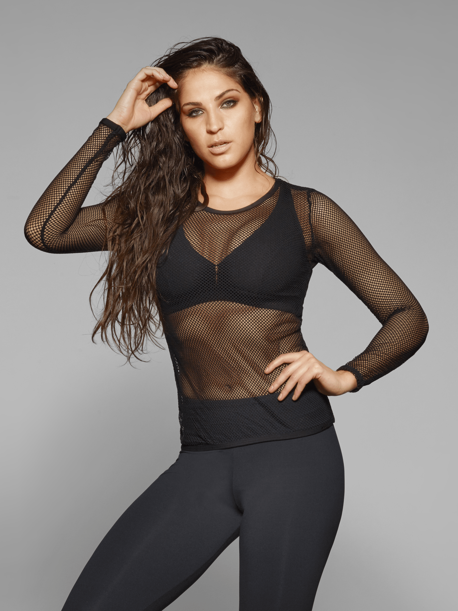 Fishnet Top from SixtyNinety