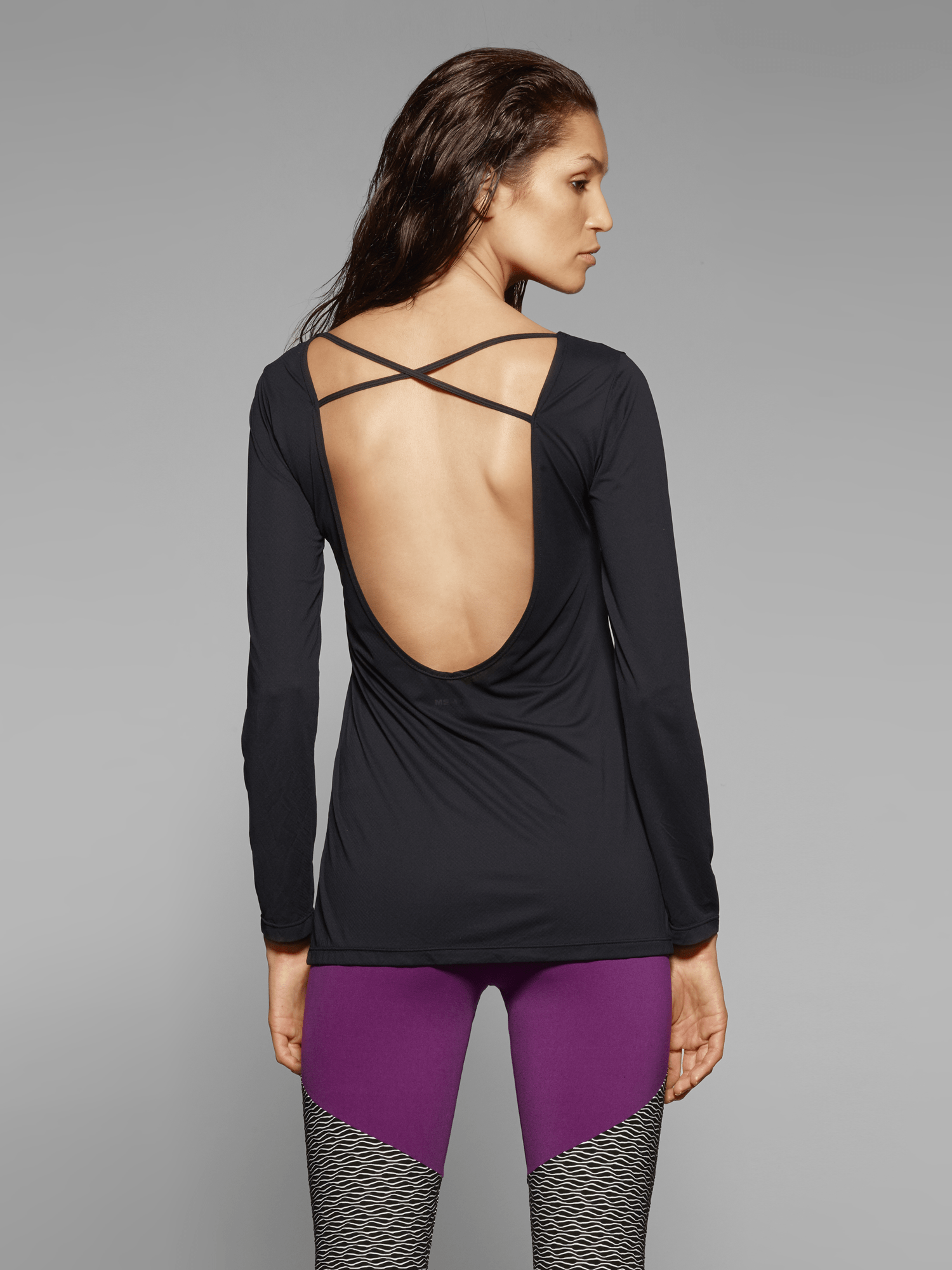 Long Sleeved Dry Fit Top from SixtyNinety