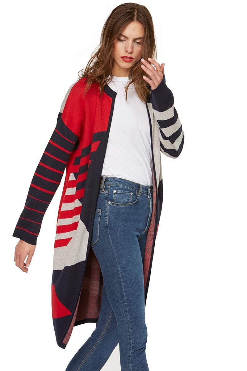 Roya vest from Sophie Stone