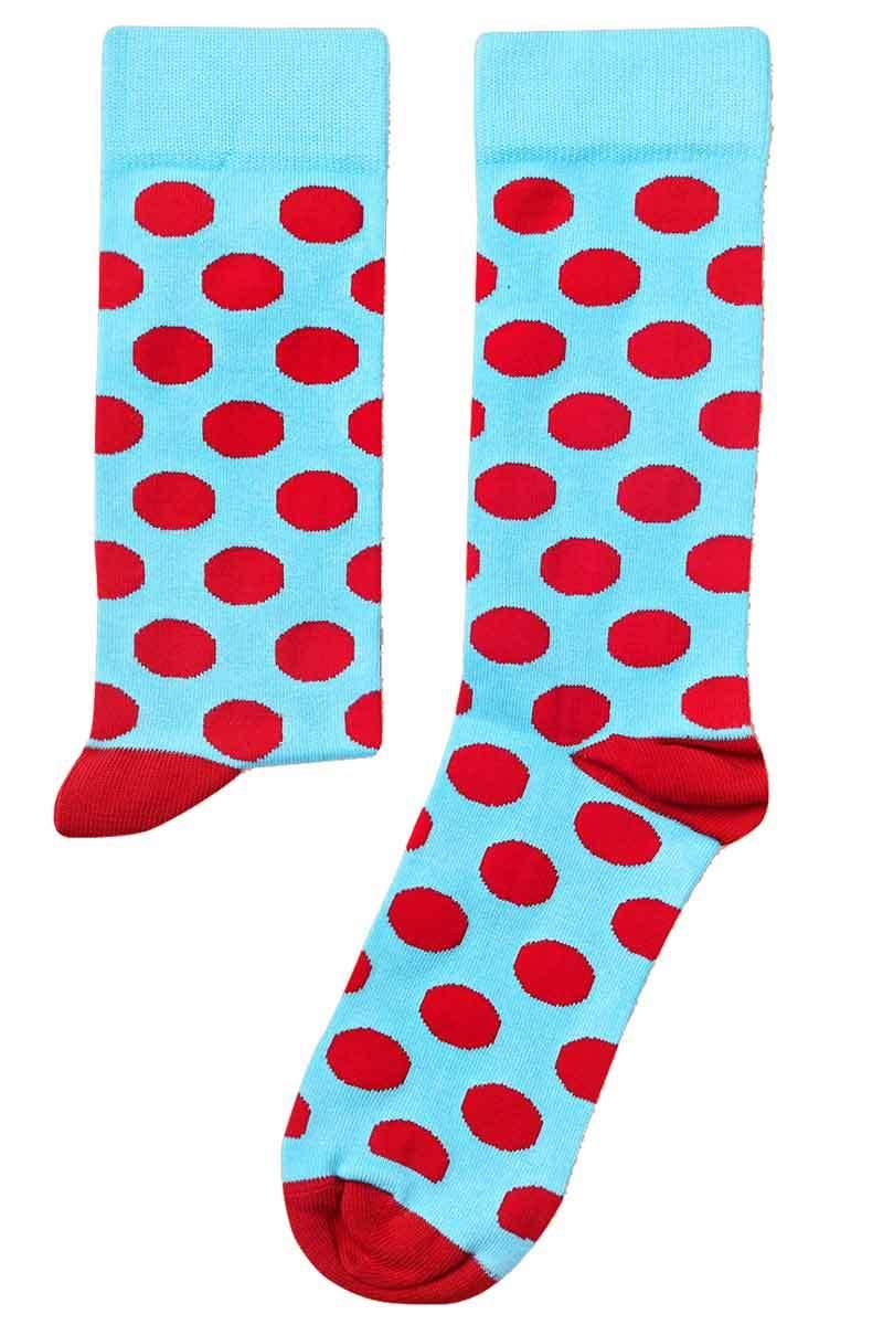 Spots sokken from Sophie Stone
