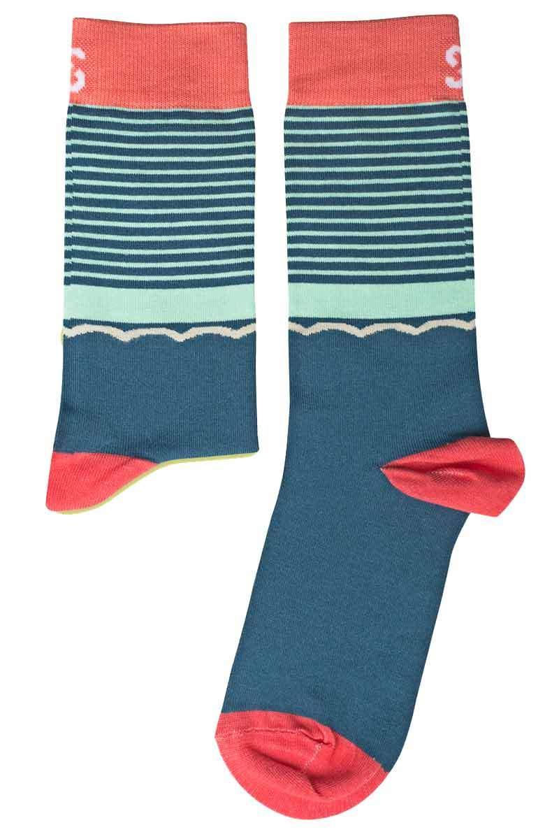 Streams sokken from Sophie Stone