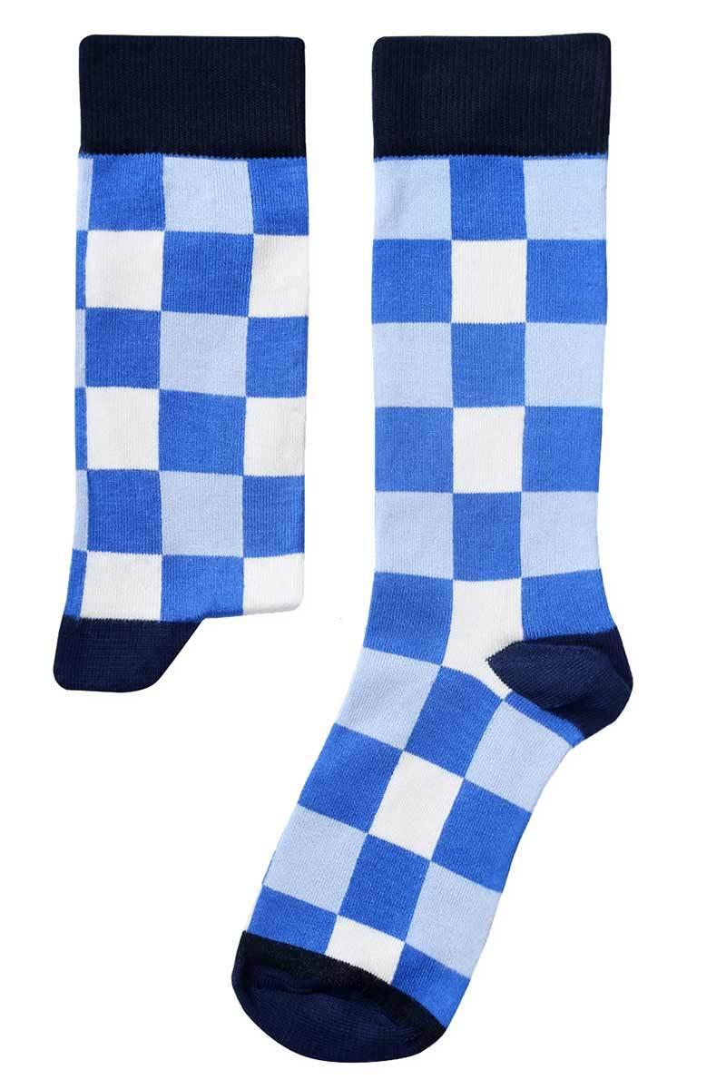 Plaid sokken from Sophie Stone