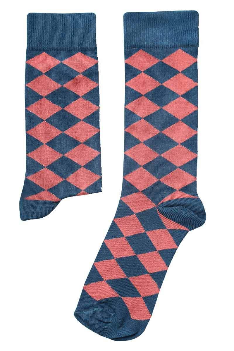 Diamonds sokken from Sophie Stone