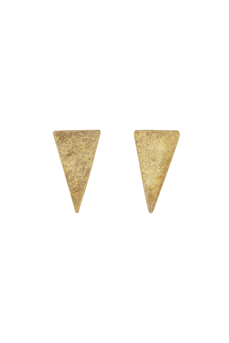 Triangle Gold from Sophie Stone