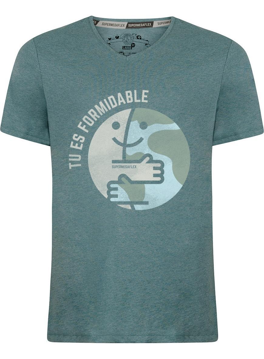 Tu es formidable - Green from Supermegaflex