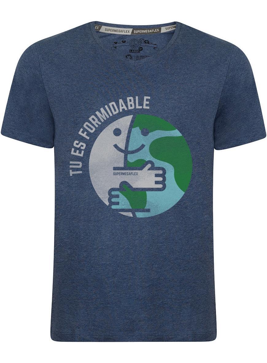 Tu es formidable - Blue from Supermegaflex