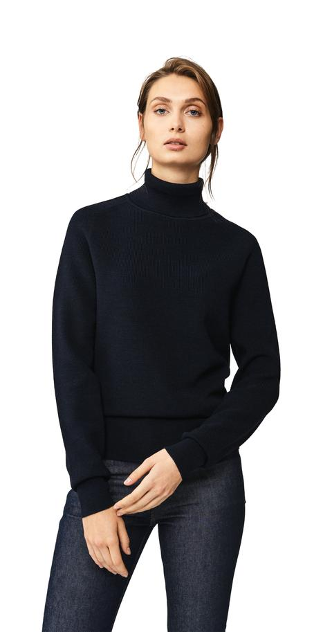 The Turtleneck Sweater - Blue from Teym