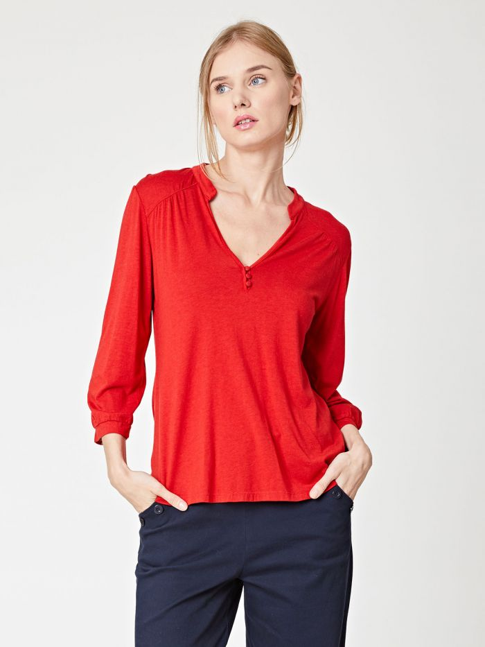 Bly Bamboo Blouse from The Blind Spot