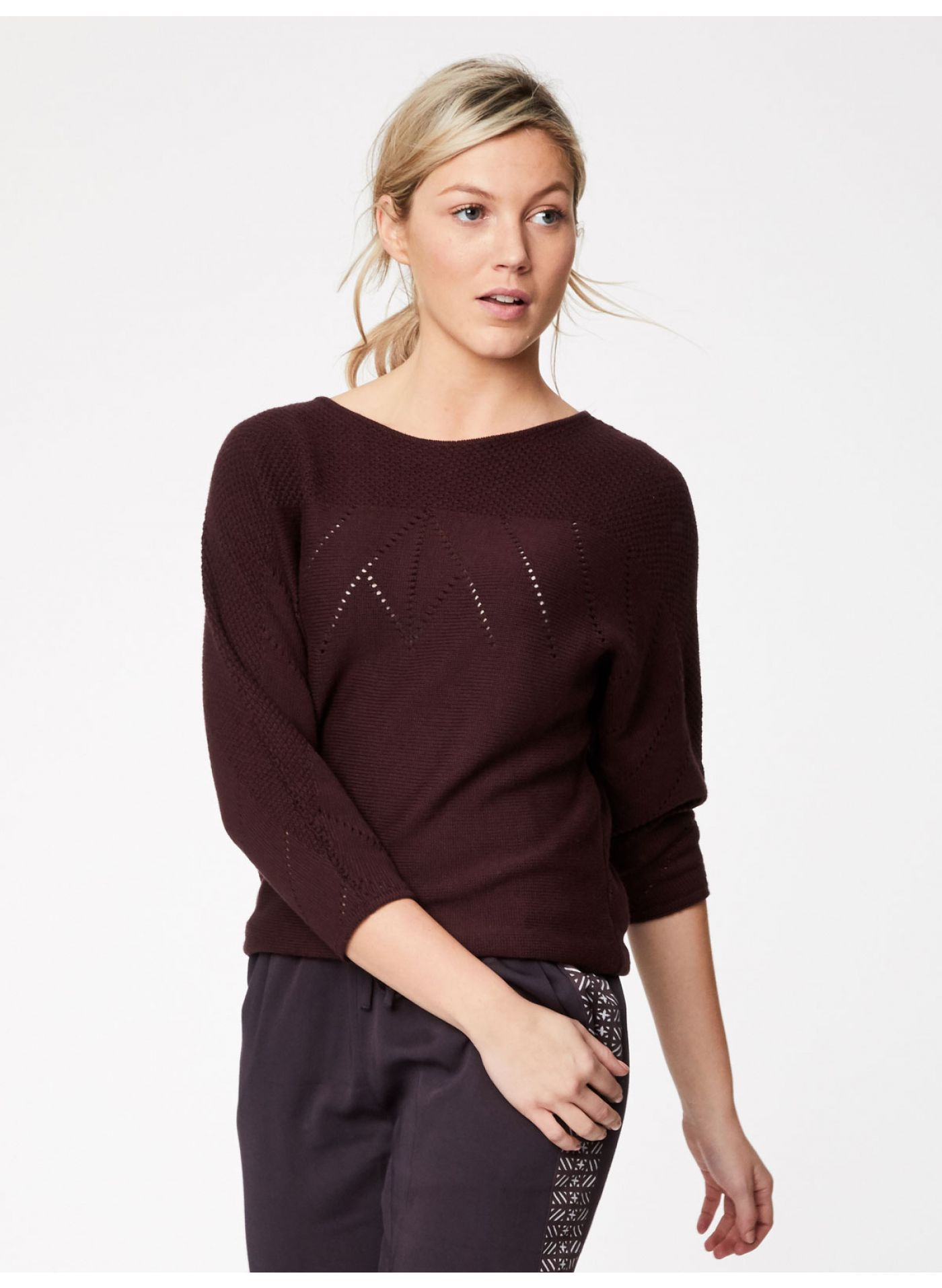Marcella jumper from The Blind Spot