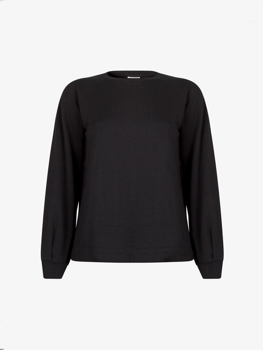 Black Bell-sleeve Sweat  from The Collection One