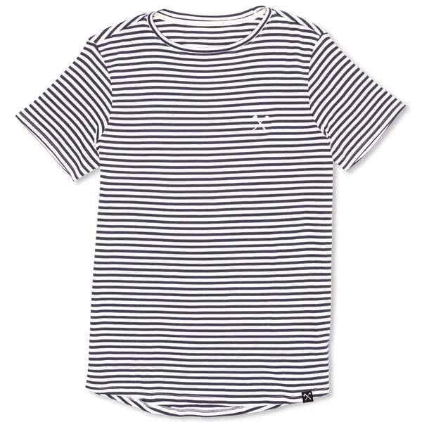TSHIRTS - STRIPED CLUB&AXE (3 DIFF COLORS) from The Driftwood Tales