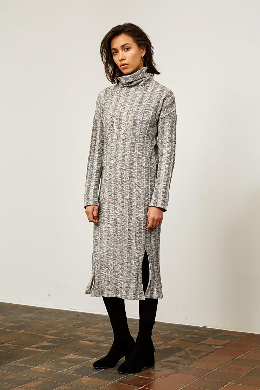 Felis dress grey from thegreenlabels.com
