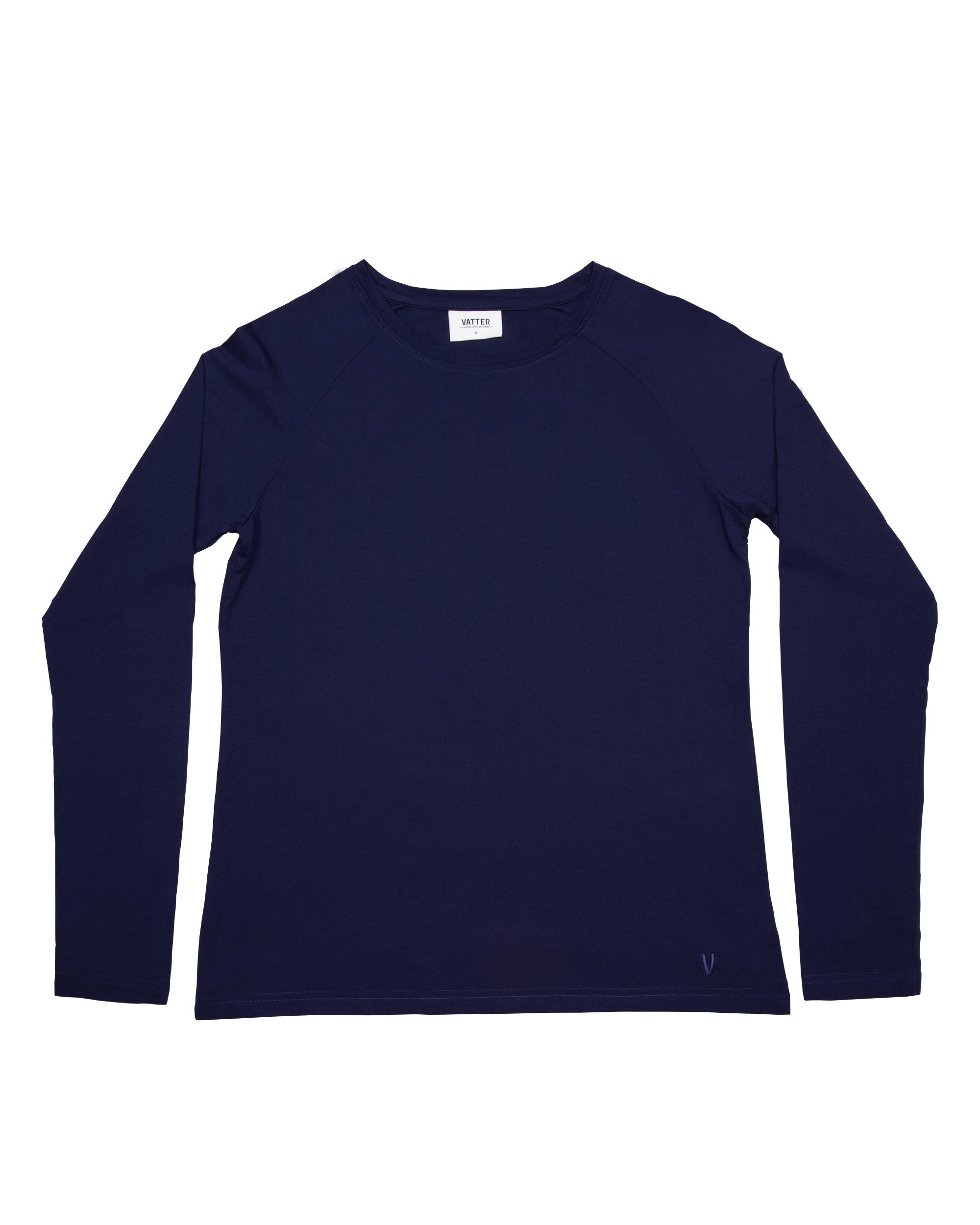 "Longsleeve ""Cozy Carla"" Navy from Vatter"
