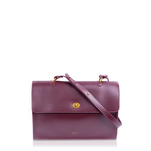 INYATI Nele Shopper/Crossbodybag Burgundy from Veganbags